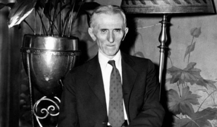 Raza mortii - Nikola Tesla