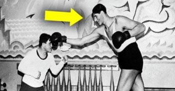 VIDEO Uriașul din Carpați - Misterul morții lui Gogea Mitu, cel mai înalt boxer român din istorie FEATURED_comp