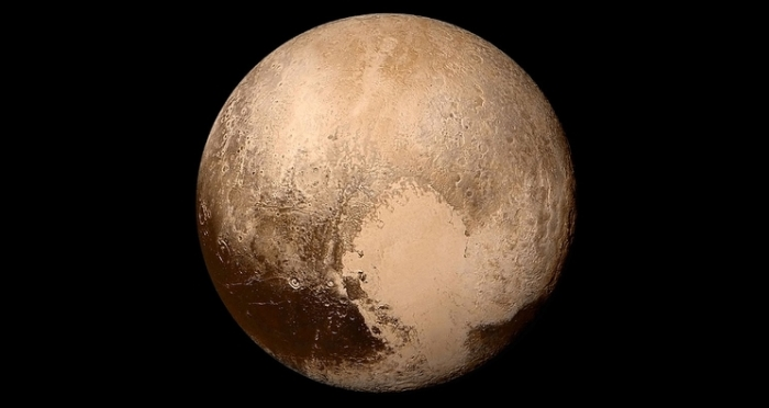 Adevaruri uimitoare - Pluto