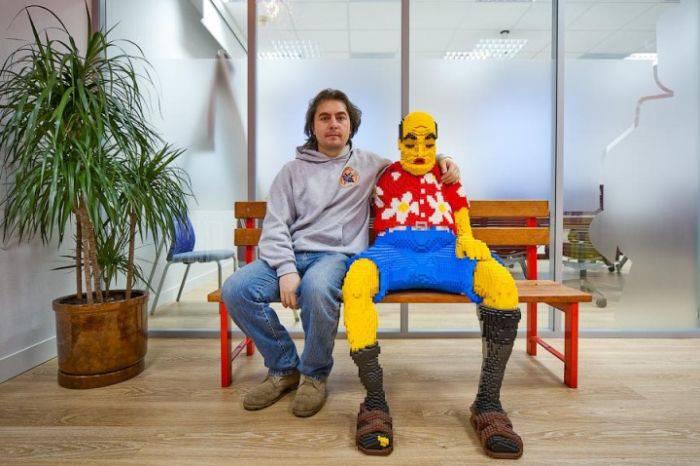 Birouri - Lego 3