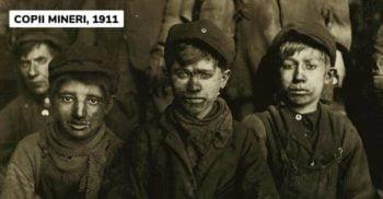 Copilăria furată - Cum erau exploatați copiii prin muncă acum un secol featured_compressed