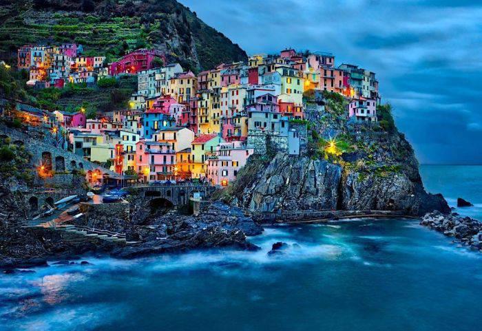 Locuri colorate - Cinque Terre