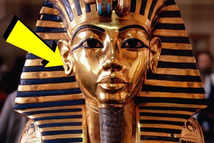 Masca lui Tutankhamon