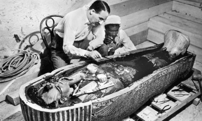 Mormantul lui Tutankhamon