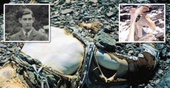 VIDEO Iată momentul în care alpiniștii au descoperit trupul lui George Mallory pe Vârful Everest FEATURED_compressed