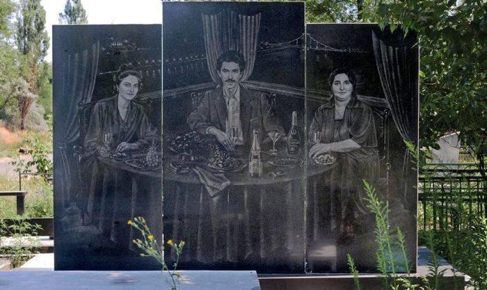 cimitirul mafioților din Rusia