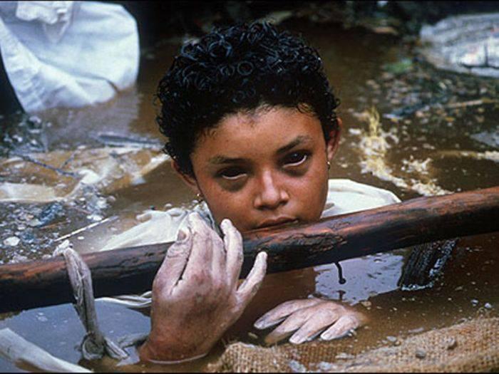 Omayra Sanchez Garzon și povestea unei fete curajoase din Columbia
