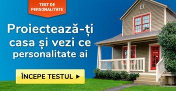 Testează-te acum! Proiectează o casă și află mai multe despre tine