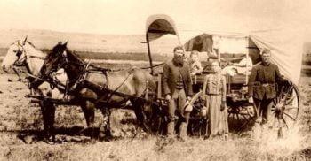 19 fotografii-unicat care înfățișează viața grea din Vestul Sălbatic