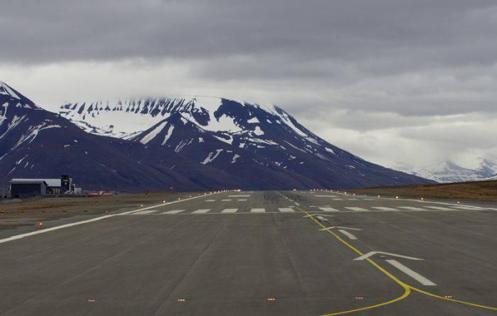 Cele mai periculoase aeroporturi - Svalbard