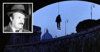 """Cine l-a ucis pe """"bancherul lui Dumnezeu"""" Vaticanul, Mafia sau o societate secretă FEATURED_compressed"""