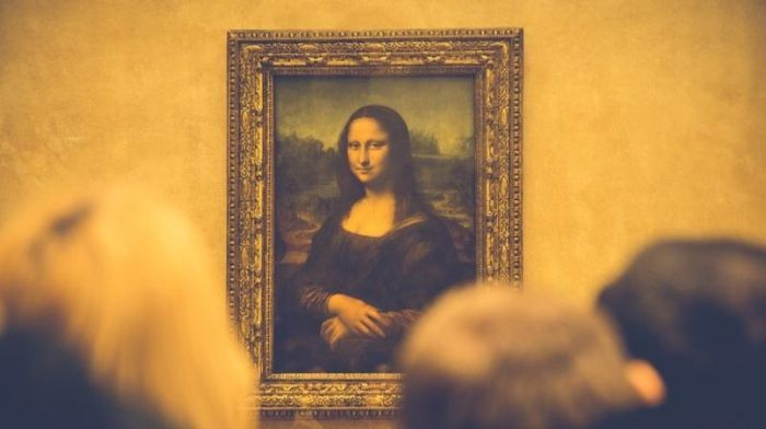 Leonardo da Vinci - Mona Lisa 02