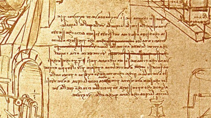 Leonardo da Vinci - Notite