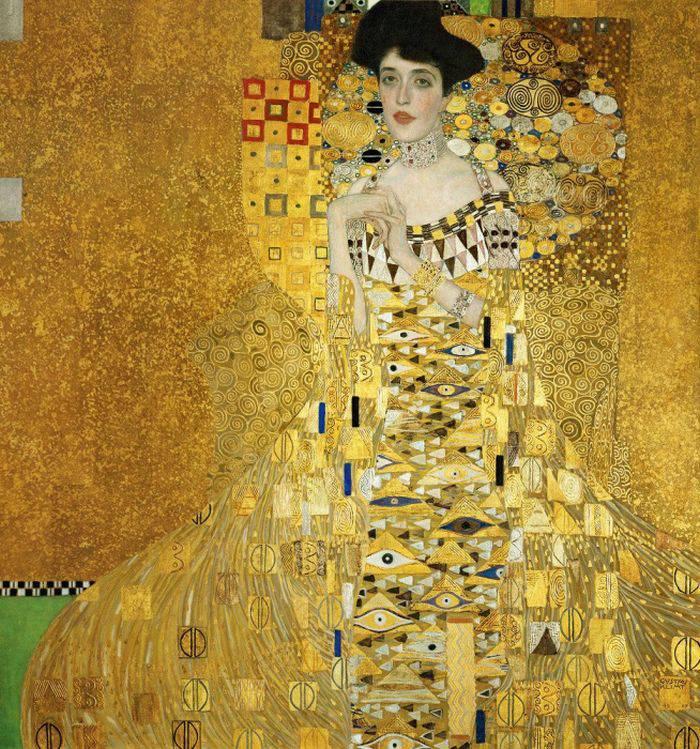 Picturi celebre - Adele Boch Bauer