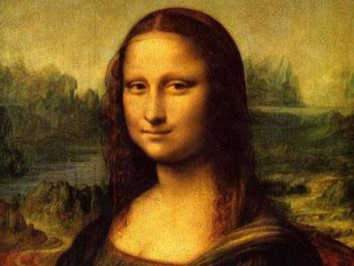 Picturi celebre - Mona Lisa