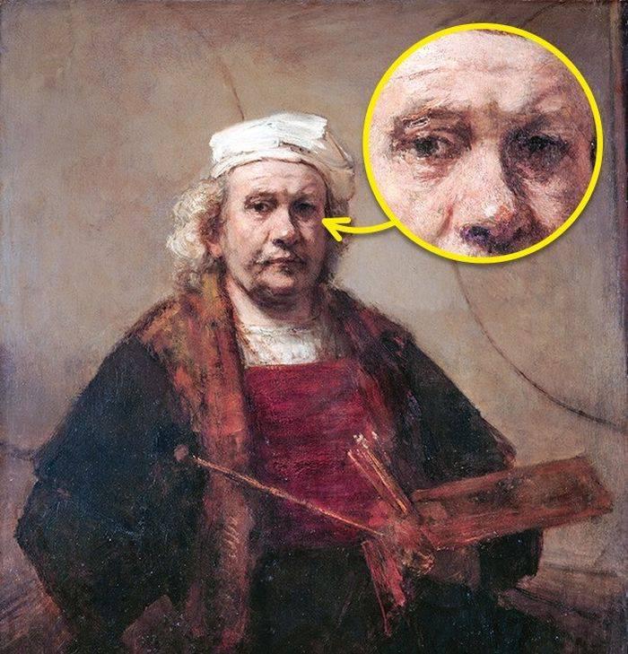 Picturi celebre - Rembrandt