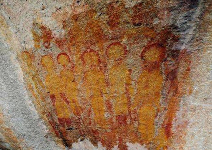 Picturi rupestre India