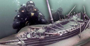 Secretele Mării Negre: Două epave, vechi de 2.000 de ani, descoperite în adâncuri