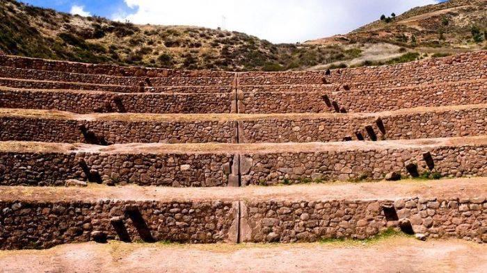 Un mister al ingineriei antice - Terasele circulare incașe din Urubamba, Peru