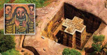 VIDEO Bisericile tăiate în stâncă din Etiopia, cele mai mari temple monolitice din lume FEATURED_compressed