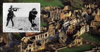 VIDEO Oradour-sur-Glane, satul blestemat păstrat intact, ca-n ziua masacrului din 1944 FEATURED_compressed