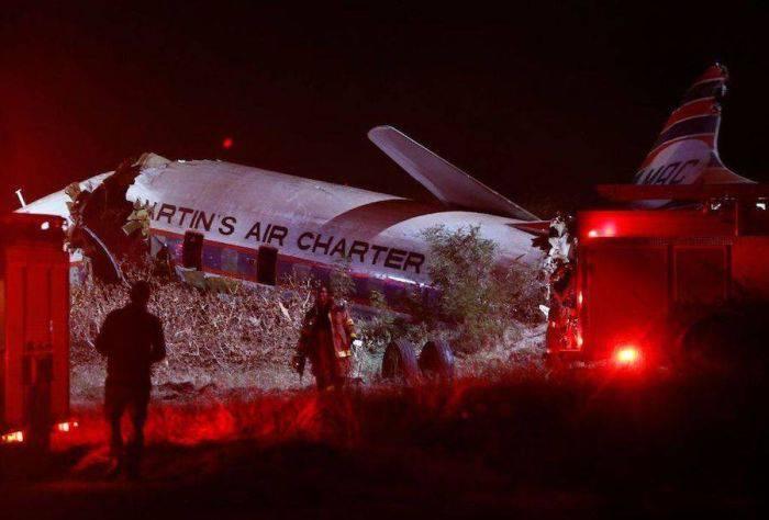 VIDEO Iată ce înseamnă prăbușirea unui avion, trăită și filmată de un pasager