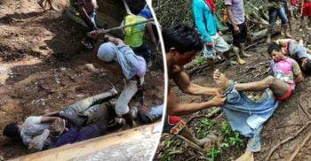 10 fotografii care arată cum se luptă triburile din Amazon cu tăietorii ilegali de lemne