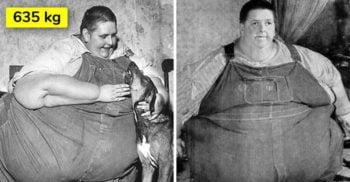 Jon Brower Minnoch, cel mai gras om care a trăit vreodată