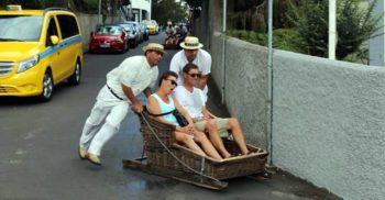 7 cele mai ciudate mijloace de transport în comun din lume