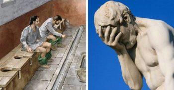 8 obiceiuri antice scandaloase, ciudate și mai puțin cunoscute