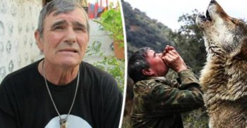 Crescut de lupi, dezamăgit de oameni: Viața uimitoare a lui Marcos Rodriguez