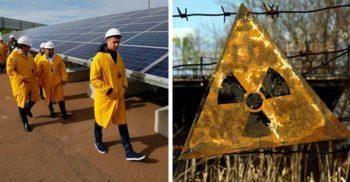 La trei decenii de la dezastru, la Cernobîl se produce din nou energie