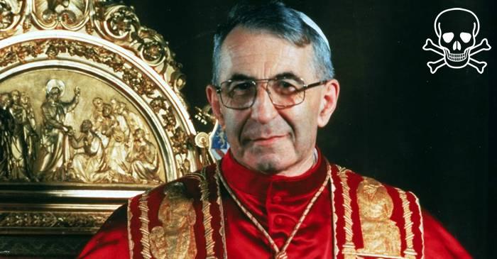 Papa Ioan Paul I: Misterioasa moarte a unui suveran pontif