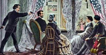 10 întrebări, coincidențe și enigme privitoare la asasinarea lui Abraham Lincoln FEATURED_COMP