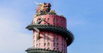 5 dintre cele mai ciudate locuri din lume, construite de om