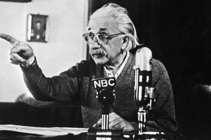 Albert Einstein scrisoare 01