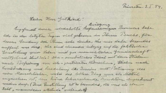 Albert Einstein scrisoare 02