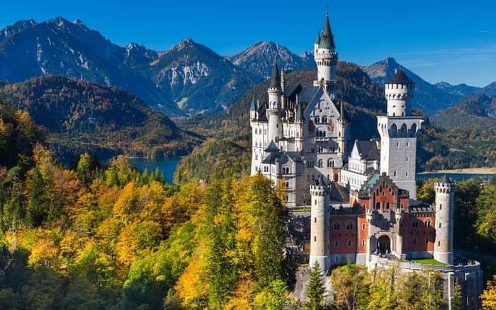 Castelul Neuschwanstein 02