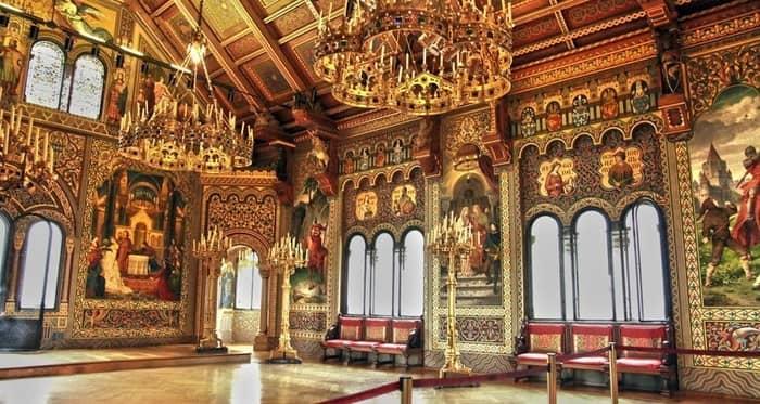 Castelul Neuschwanstein 07