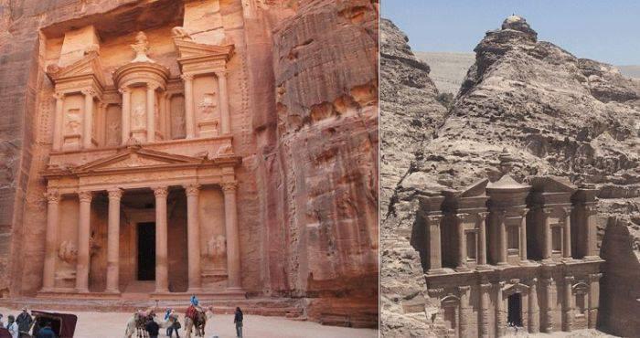 Orase subterane - Petra