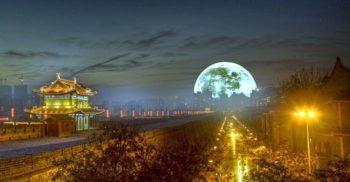 Până în 2020, China ar putea lansa o lună artificială