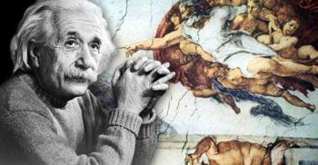 """Scrisoarea în care Einstein """"se ceartă"""" cu Dumnezeu, scoasă la licitație"""