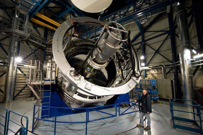 Telescopul VISTA
