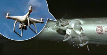 <mark>VIDEO</mark> Iată ce se întâmplă când o dronă lovește aripa unui avion