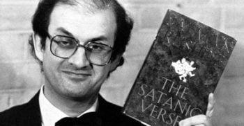 Versetele satanice, Salman Rushdie și povestea condamnării sale la moarte
