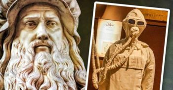 10 cele mai bune teorii și invenții ale lui Leonardo da Vinci