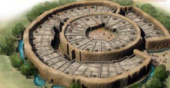 Arkaim: Stonehenge-ul Rusiei și un mister al lumii antice