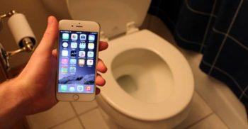 Telefoanele mobile sunt mai murdare decât capacul de toaletă