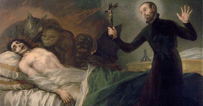 Ritualul de exorcizare