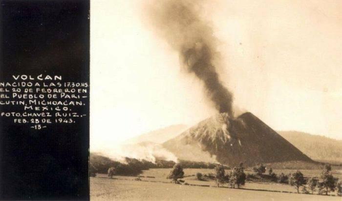 Vulcanul Paricutin 02